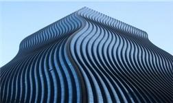 和平铝业助力正大中心幕墙 打造北京CBD精品双子塔工程