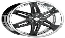 铝合金轮毂真的好看吗?变形了可以修复吗??