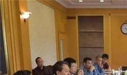 西南铝领导会见中色科技客人