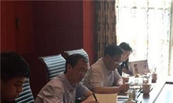 中国铝业协会会长曾黎滨会见西宁市副市长杨小民一行