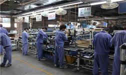 魏橋鋁深加工產業園各項目建設進展順利 鋁模板項目進入試生產階段