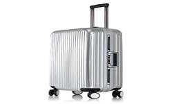 采用明泰5052铝板制作优质行李箱外壳