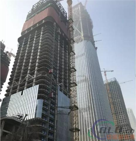 打造北京cbd精品双子塔