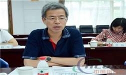 国电投铝电公司总经理王同明调研产业中心工作