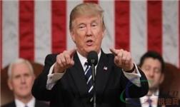 特朗普称将控制钢铁及铝进口 日本或成对象之一