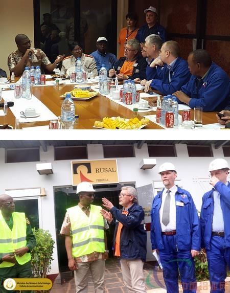 俄罗斯铝业在几内亚FRIGUIA氧化铝厂获得优惠税收待遇