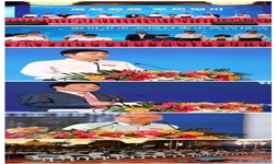 2017丝博会暨第21届西洽会航空铝材及汽车用铝高峰论坛 铜川代表团首场重点项目集中签约仪式举行
