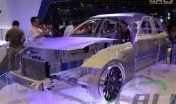 bling bling 铝材显锋芒!看汽车轻量化材料哪家强