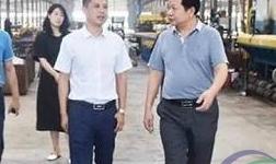 辽宁忠旺集团副总经理苏泉昌一行走访参观雄鹰铝业