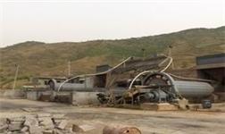 米拉多铜矿项目靠前台选矿设备正式安装