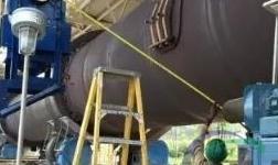 博赛集团圭亚那铝矿公司14号窑更换主电机重新满负荷生产
