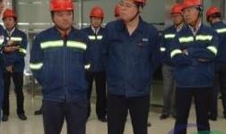 国电投铝业公司董事长、党委书记刘丰到宁夏能源铝业调研