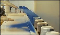 型材处理中粉末喷涂的七大优势