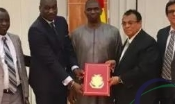 印度阿夏普拉矿业公司计划在几内亚开采铝土矿