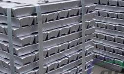 8月原铝产量为264.0万吨,同比下降3.7%
