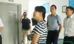 襄阳市委常委带队考察湖北猛狮高端铝壳动力锂电池项目
