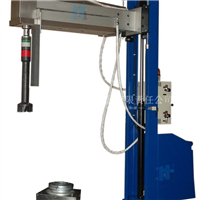 南宁恒佳XPC300固定式液压升降铝液除气机