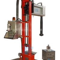 南宁恒佳XPC400炉沿安装可摆臂可升降铝液在线式除气机