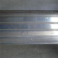 铝瓦楞板生产