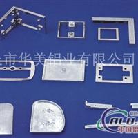 深加工铝配件  锯切铝合金型材