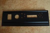 磨砂黑色铝型材(欢迎电联)