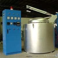 350KG坩埚炉、熔铝保温炉