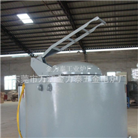 300公斤坩埚熔化炉、铝合金熔化炉