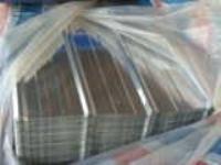 压型铝瓦楞板