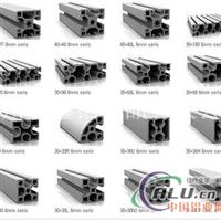 铝型材生产工业型材厂 财华铝厂