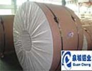 供应花纹铝卷防锈铝卷保温铝卷