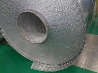 五条筋花纹铝板 铝卷