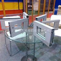 铝合金旋转门  铝型材北京生产厂