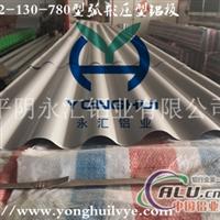 永汇铝业生产铝镁锰铝合金屋面板