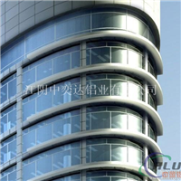 幕墙铝型材价格幕墙铝型材厂家中奕达铝业