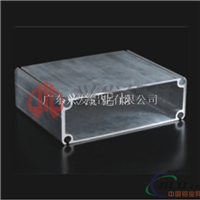 批量供应6系7系铝管角码方通方管