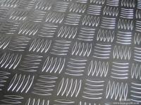 忠发花纹纯铝板 花纹铝板价格 五条筋花纹铝板 楼梯用花纹铝板