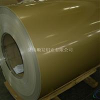 专业生产古铜色 彩涂铝卷 聚酯彩涂铝卷