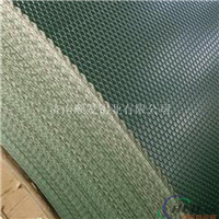 专业生产小菱形花纹铝卷 压花铝板
