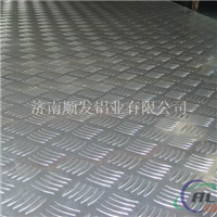 厂家供应3003五条筋铝板5052花纹铝板