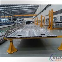 6800吨挤压机生产大截面工业型材