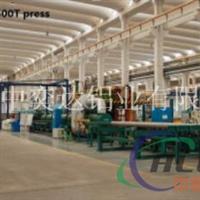 大型压机专业生产流水线工业铝型材