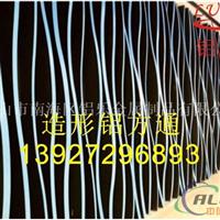 龙岩弧形铝方通厂家直销13927296893