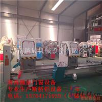 湖南永州市哪里卖平开窗机器一套多少钱