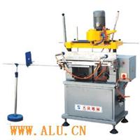 aluminium plastic profile modeling milling machine