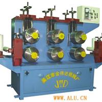 Extruder, 6-axis shaper of aluminium profile, jinweida