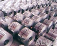 aluminium coil and alloy coil for heat prevation of pipeline system