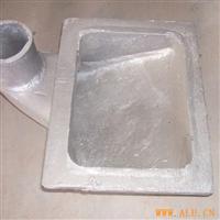 sand-cast aluminium casting, a