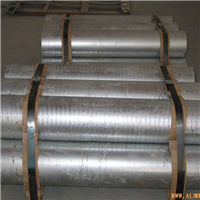 Round forging rod of aluminium alloy, large diameter