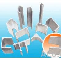 aluminium profiles for gas chamber