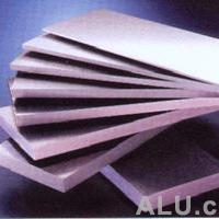 supply imported 60611 aluminium alloy stretching board in stock